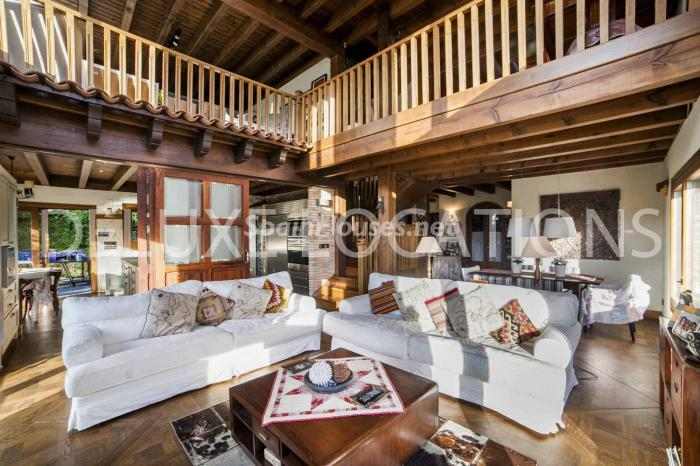 6. Villa en venta en Sant Cugat del Vallès Barcelona - Country Villa for Sale in Sant Cugat del Vallès (Barcelona)