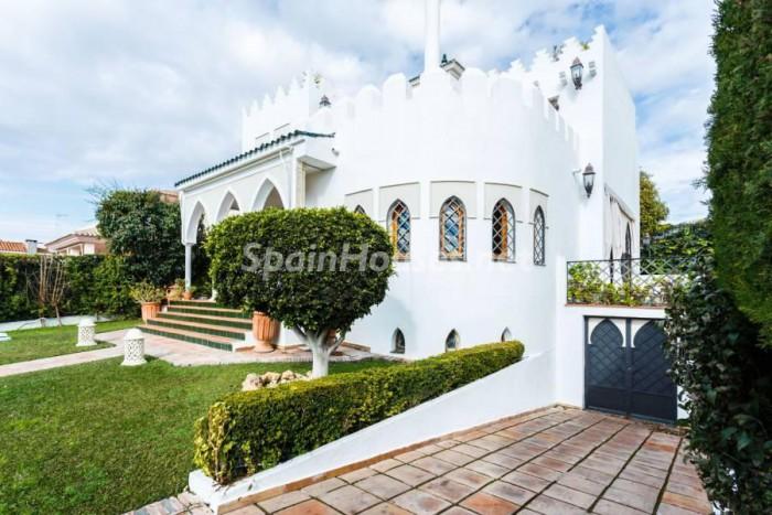 6. Villa for sale in Castilleja de la Cuesta (Seville)