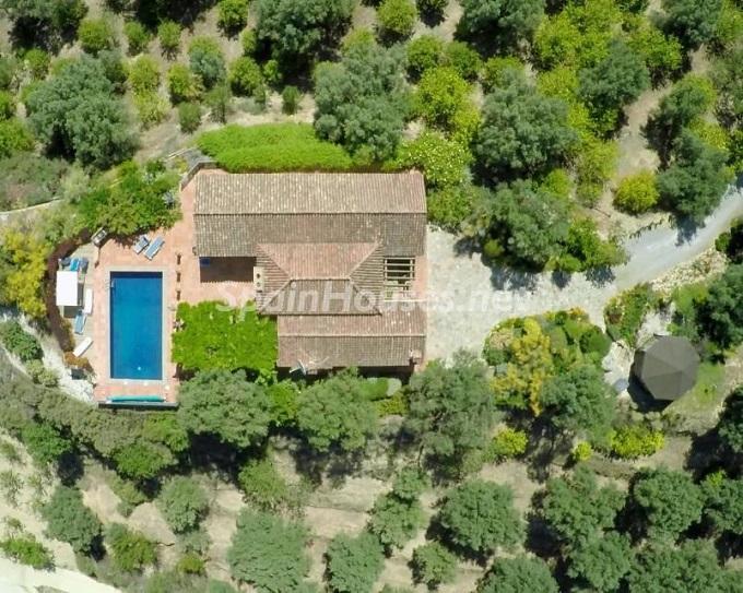 6. Villa for sale in Lecrín (Granada)