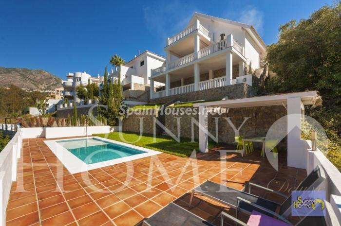 6. Villa for sale in Mijas Costa