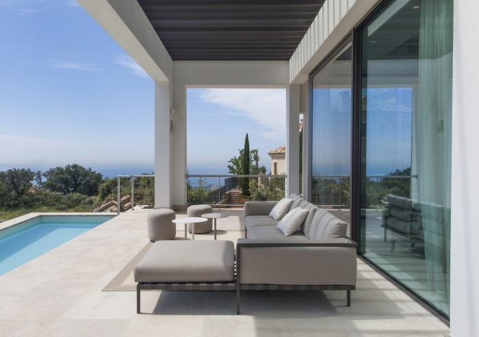 6. Villa in Marbella by Yeregui Arquitectos