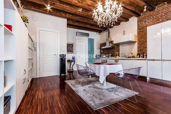 637 - Luxury Loft for Sale in Barcelona City