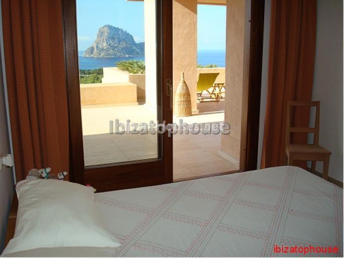 640 - Apartment with unbeatable views for sale in Sant Josep de sa Talaia, Ibiza