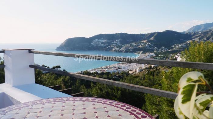 642 - Wonderful Holiday Rental House in La Herradura, Granada