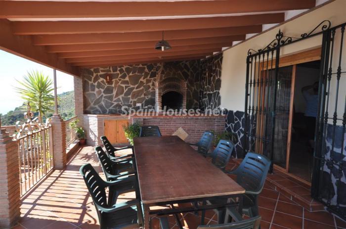 645 - Holiday rental detached villa in Nerja (Málaga)