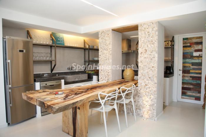 650 - Modern Style Villa for Sale in Ibiza (Baleares)