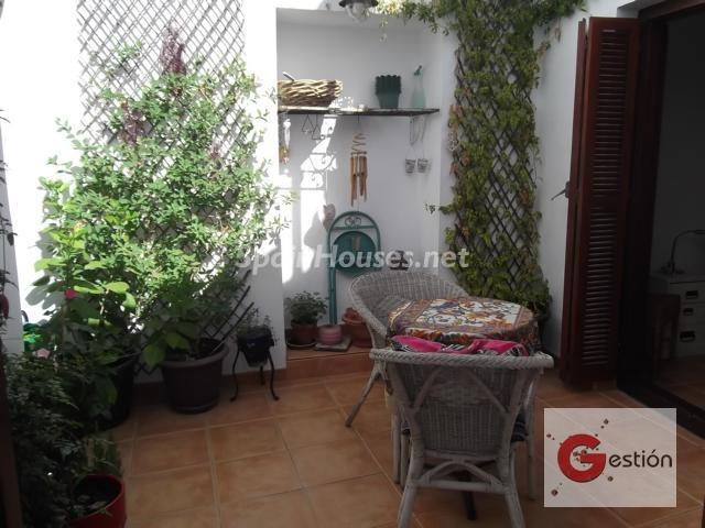 651 - Country style terraced house for sale in Salobreña (Granada)