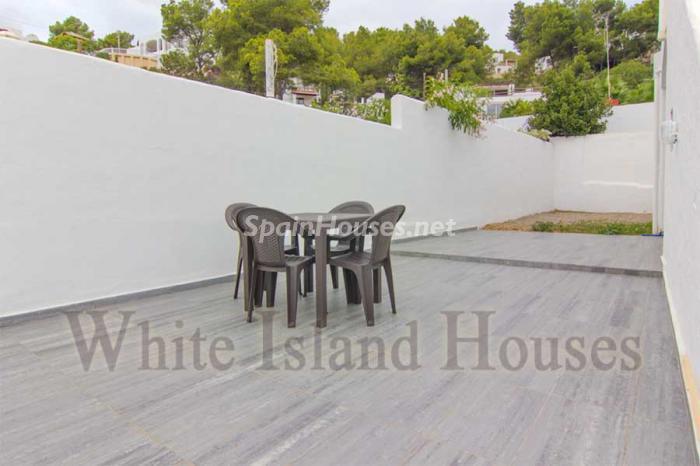 653 - White and Minimalist Villa for Sale in Ibiza, Balearic Islands