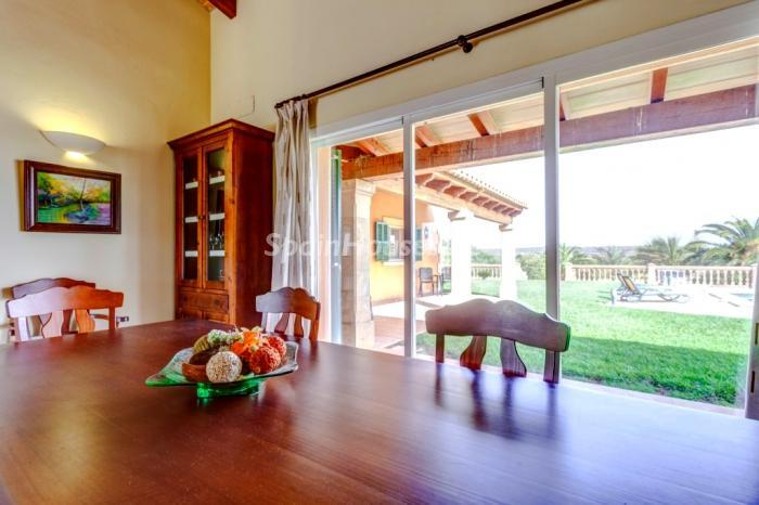 655 - Charming Country Villa For Sale in Campos (Mallorca, Baleares)