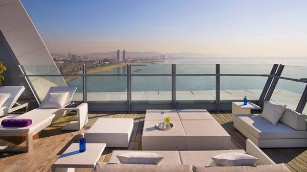 66 - Architecture: W Barcelona Hotel