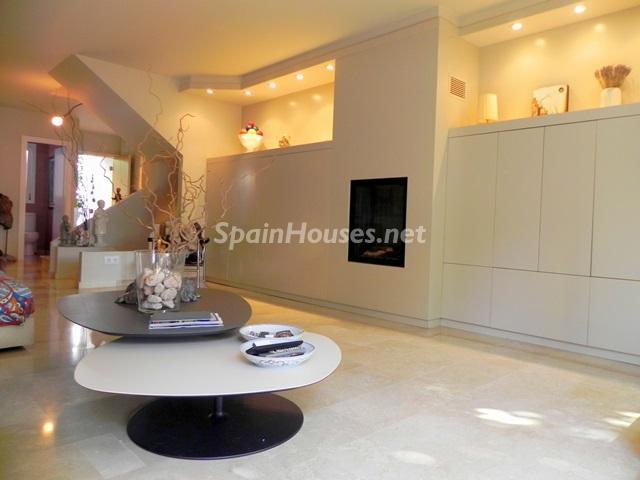 660 - Terraced Chalet for Sale in Palma de Mallorca, Balearic Islands