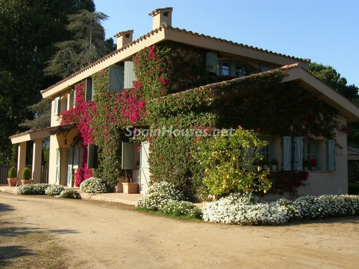 6688976 1075255 foto22447147 - Lovely Country Style House in Sant Andreu de Llavaneres (Barcelona)