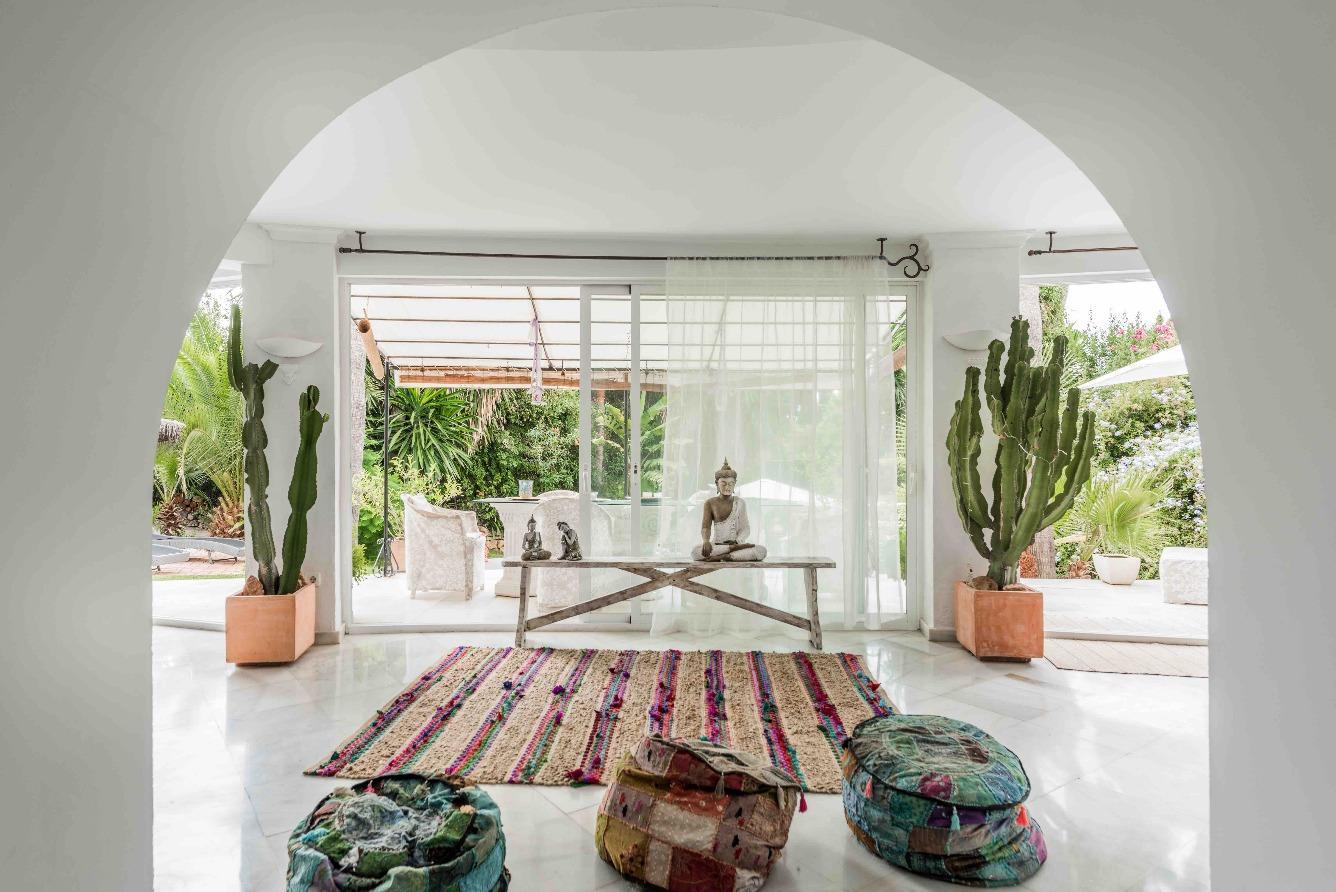 Moroccan Style Villa In Marbella Malaga News Spainhouses Net