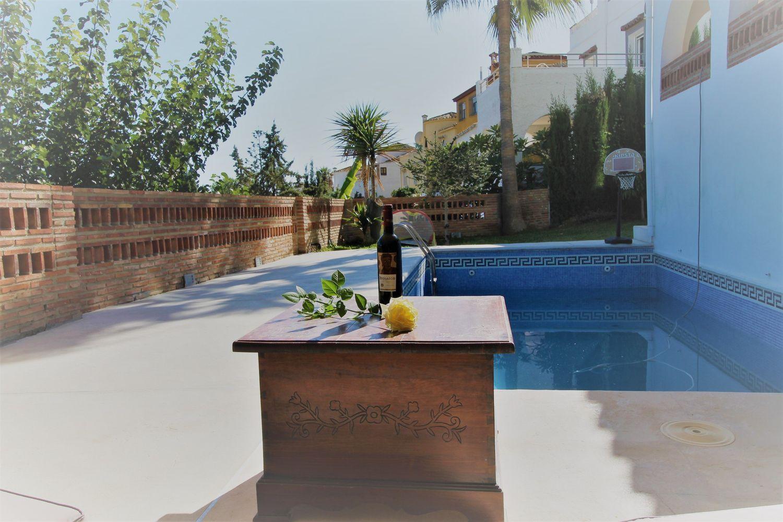 67714003 2455016 foto 346884 - Elegant and bright house in Benalmádena (Málaga)