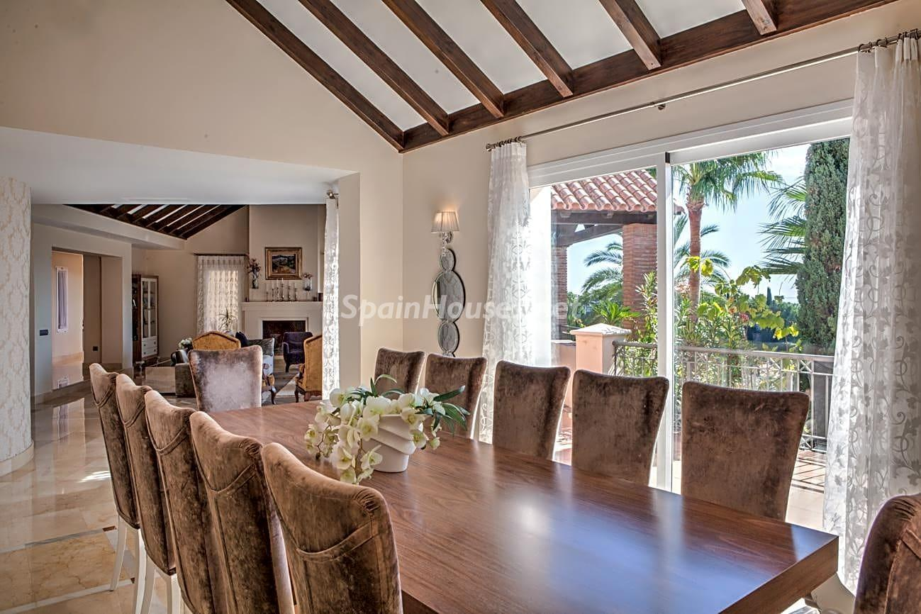 69700916 3159947 foto 186616 - Roman design, elegance and luxury in this wonderful villa in Benahavís