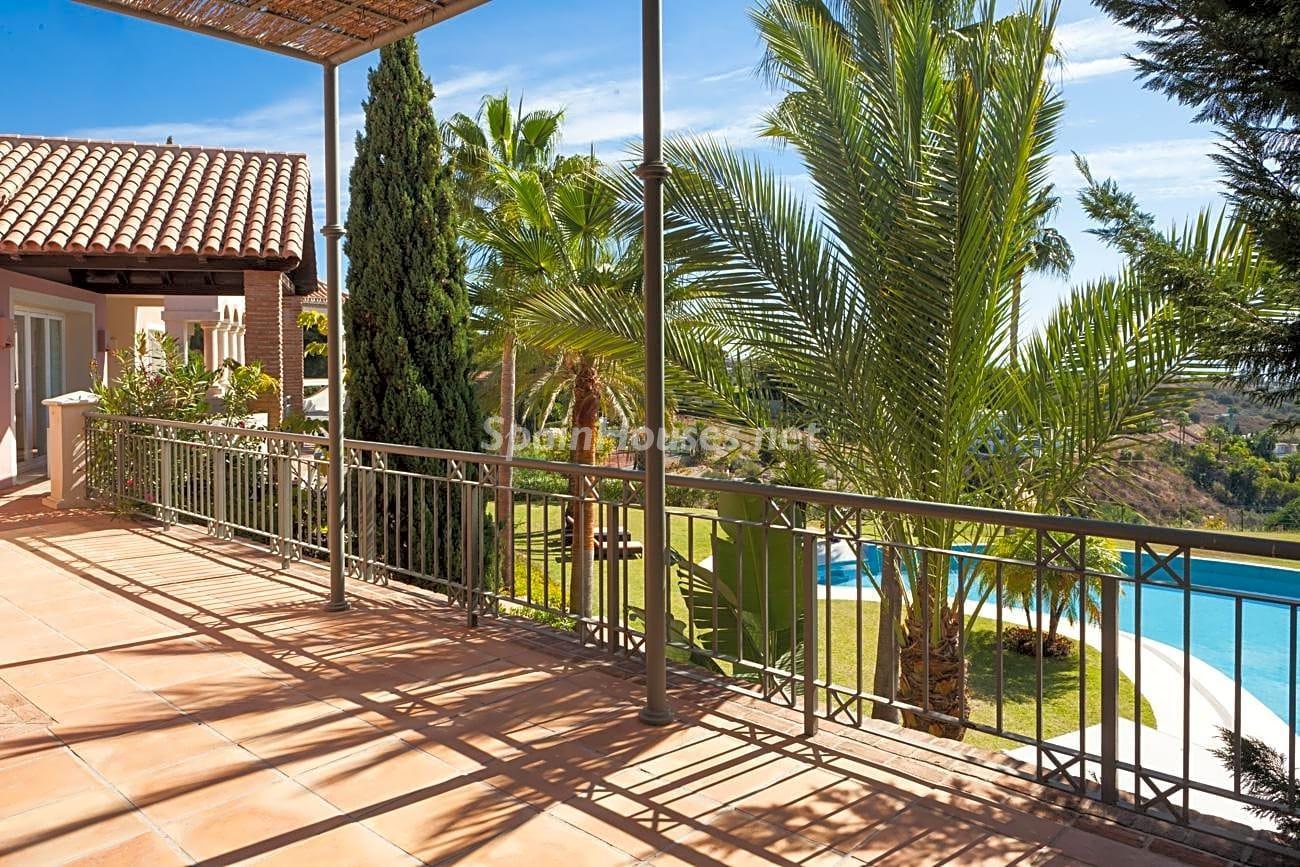 69700916 3159947 foto 711010 - Roman design, elegance and luxury in this wonderful villa in Benahavís