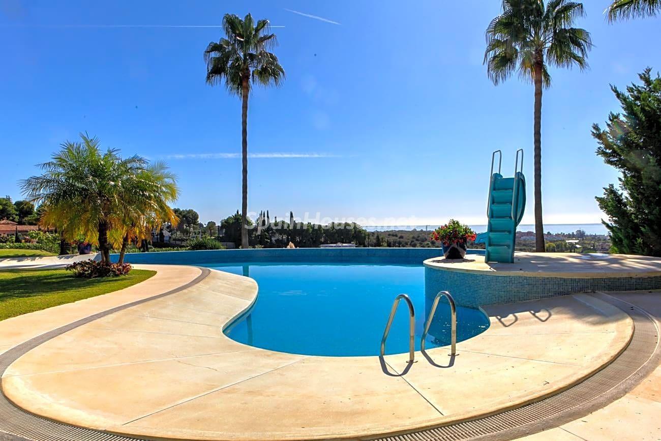 69700916 3159947 foto 800118 - Roman design, elegance and luxury in this wonderful villa in Benahavís