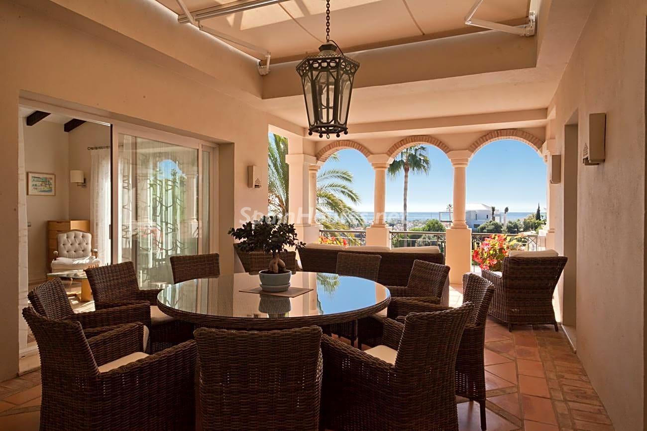 69700916 3159947 foto 824126 - Roman design, elegance and luxury in this wonderful villa in Benahavís