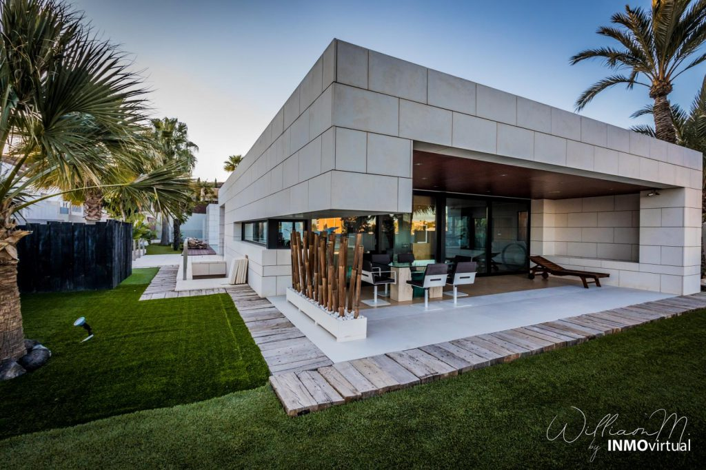 69739038 2311171 foto73949303 1024x682 - Luxury resort design in this majestic and modern detached villa in El Puntal (Murcia)