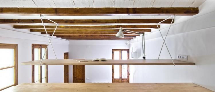 7. Apartment Refurbishment in Barcelona