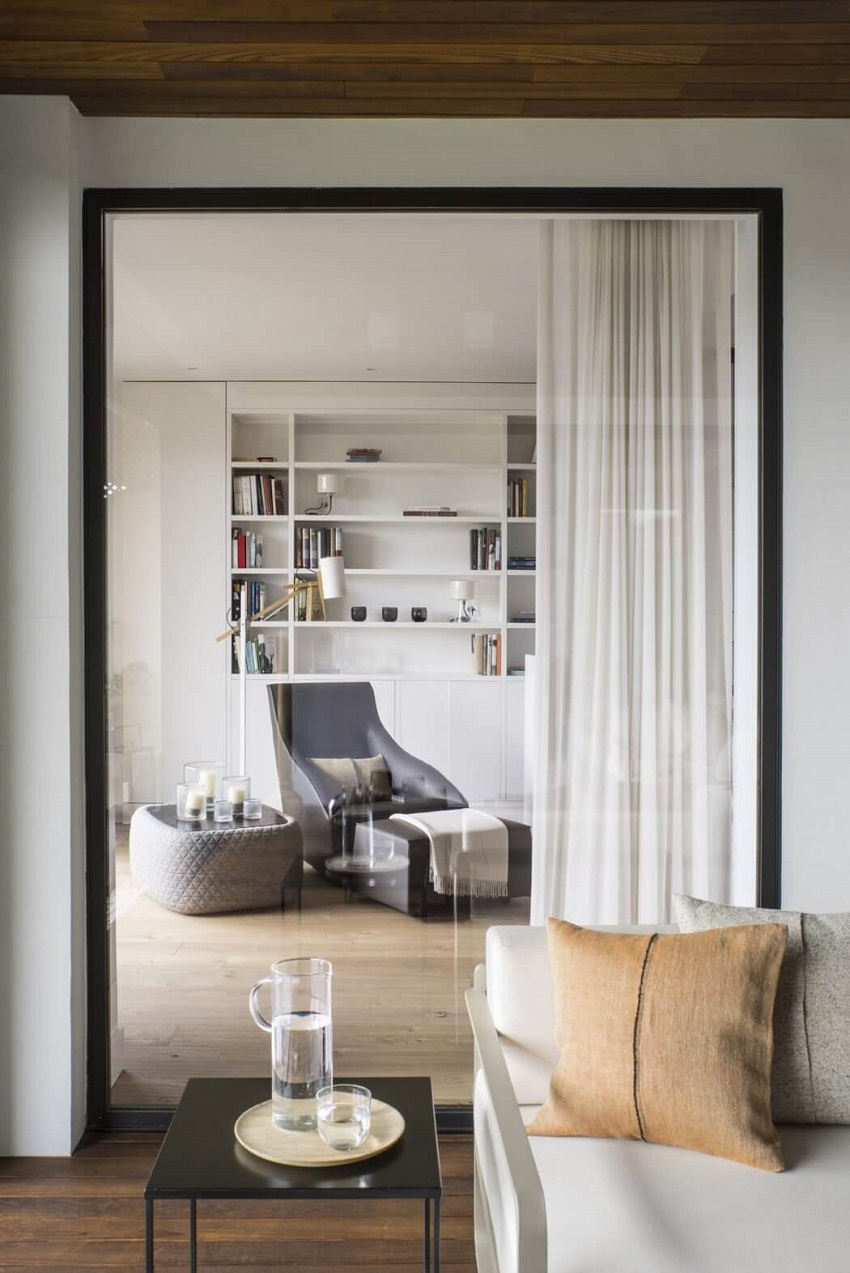 7. Apartment in Barcelona by Susanna Cots - Contemporary Apartment in Barcelona designed by Susanna Cots