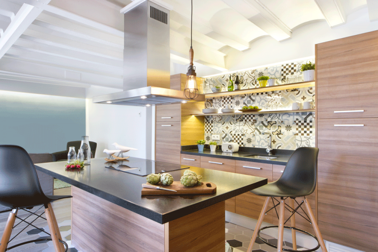 7. Apartment renovation in Barcelona