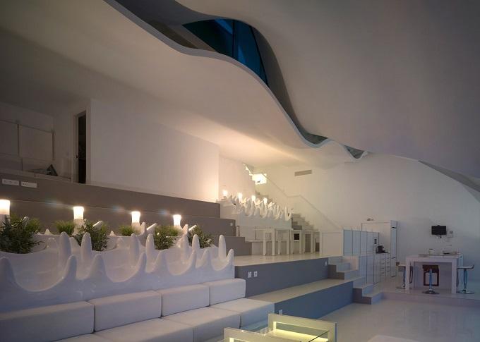 7. Cliff House by Gilbartolomé - House on the Cliff: a residence designed by GilBartolomé Architects