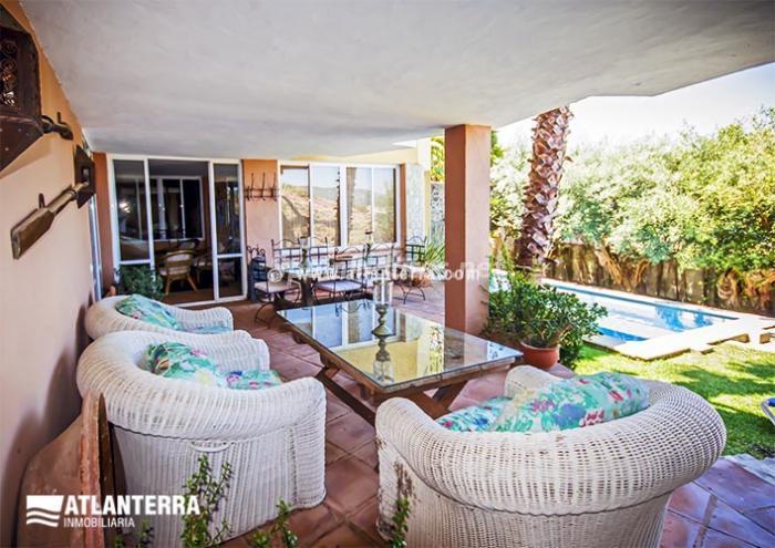7. Detached villa for sale in Zahara de los Atunes (Cádiz)