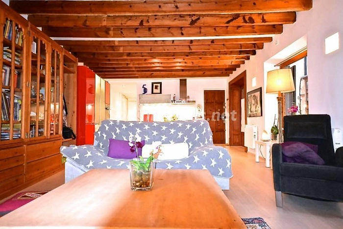 7. Flat for sale in Palma de Mallorca Balearic Islands 1 - For Sale: Eclectic Flat in Palma de Mallorca (Balearic Islands)