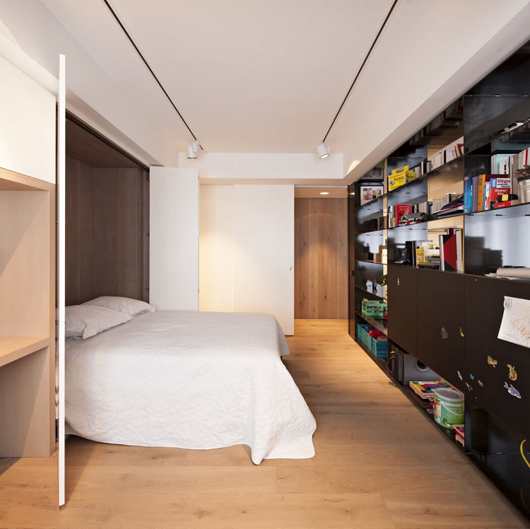 7. Flat in Logroño La Rioja - Modern Style Apartment in Logroño by n232 Arquitectura