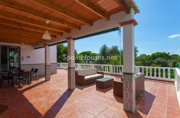 7. Holiday rental villa in Marbella (Málaga)