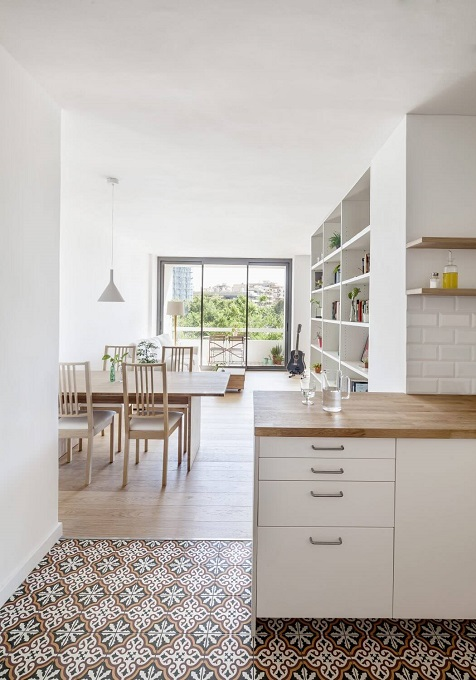 7. Home in Barcelona by Roman Izquierdo Bouldstridge 1 - Apartment Renovation in Barcelona by Roman Izquierdo Bouldstridge