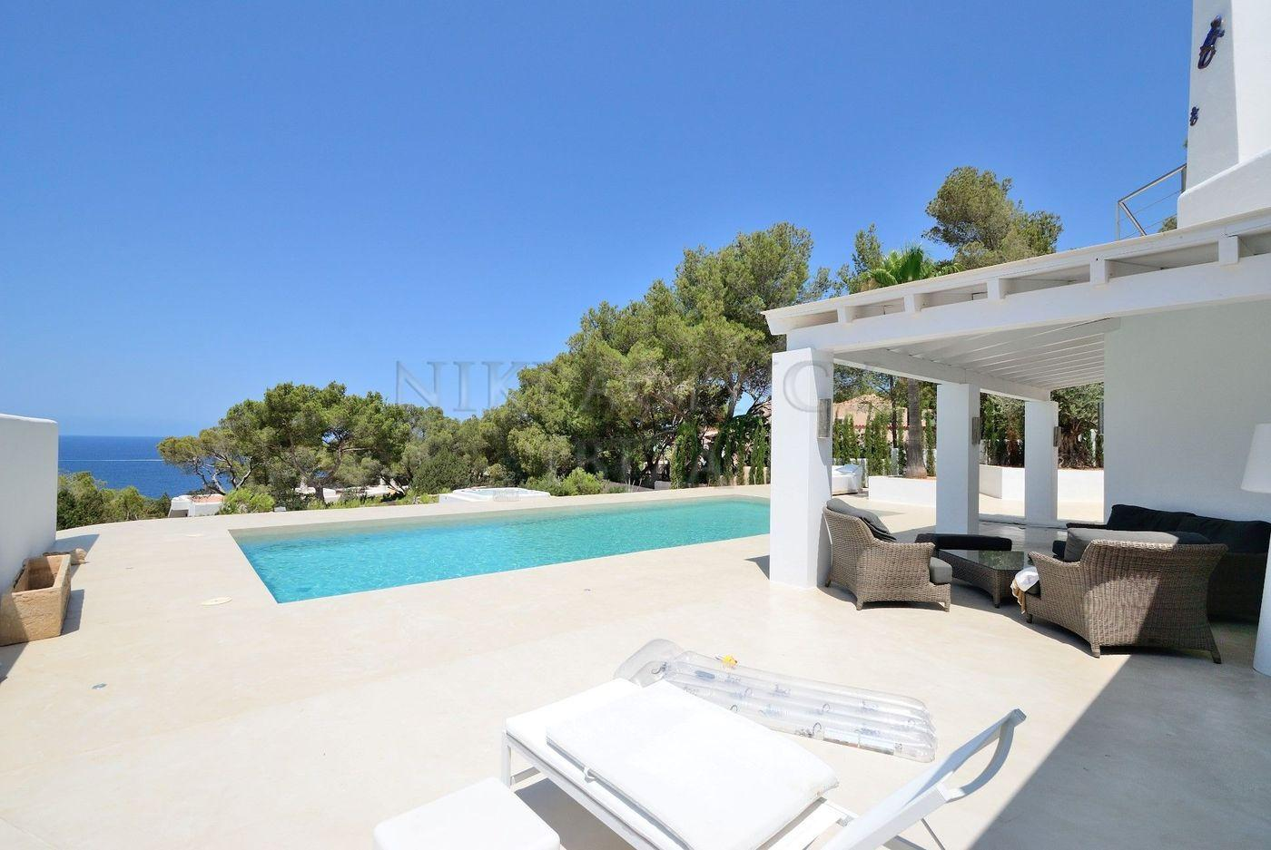7. House for sale in Sant Josep de sa Talaia Ibiza - Fantastic 4 Bed Villa For Sale in Sant Josep de sa Talaia, Ibiza!