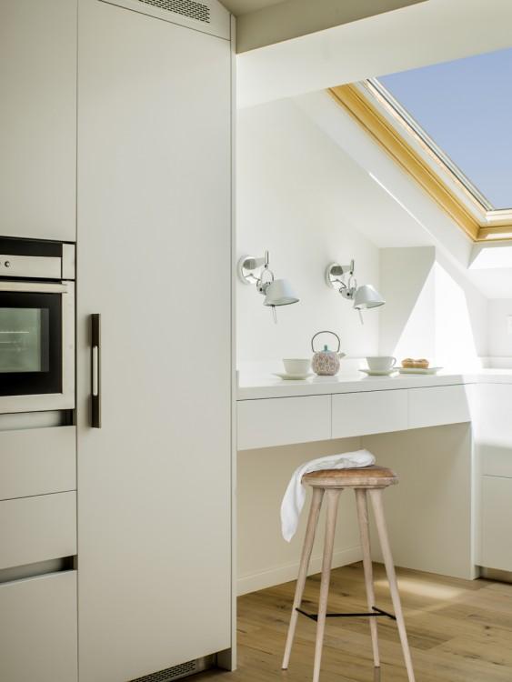 7. House in Barcelona by Susanna Cots e1448441104398 - Maison de Vacances, Barcelona, by Susanna Cots Interior Design