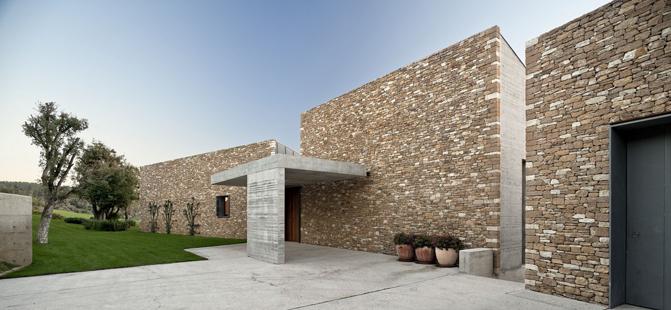 7. House in El Ampurdán - Architecture: House in El Ampurdán, Girona
