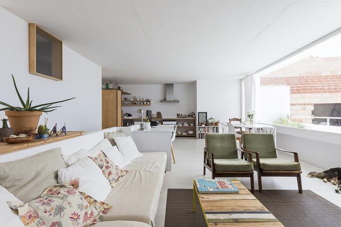 7. House in Gaucín by DTR studio architects - A single family house for a painter in Gaucín, Málaga, by DTR_studio architects