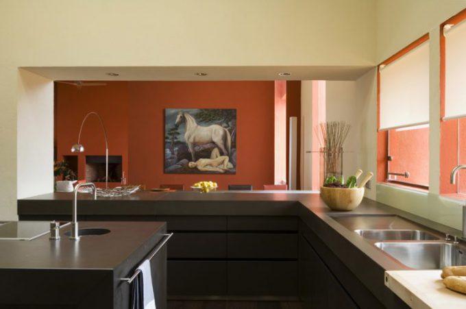 7. House in Sotogrande Cádiz e1482315594160 - Inspiring Dwelling in Sotogrande, Cádiz