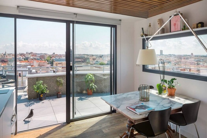 7. Madrid Penthouse by i! arquitectura