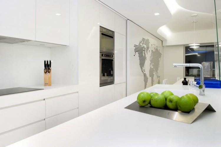 7. Madrid Penthouse