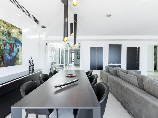 7. Portixol Penthouse by Bornelo Interior Design - Penthouse in Palma de Mallorca designed by Bornelo