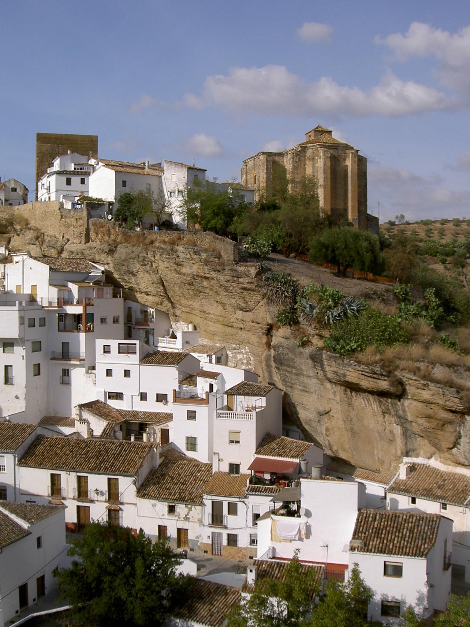 7. Setenil de las Bodegas - Living Under a Rock: Setenil de las Bodegas, Cádiz
