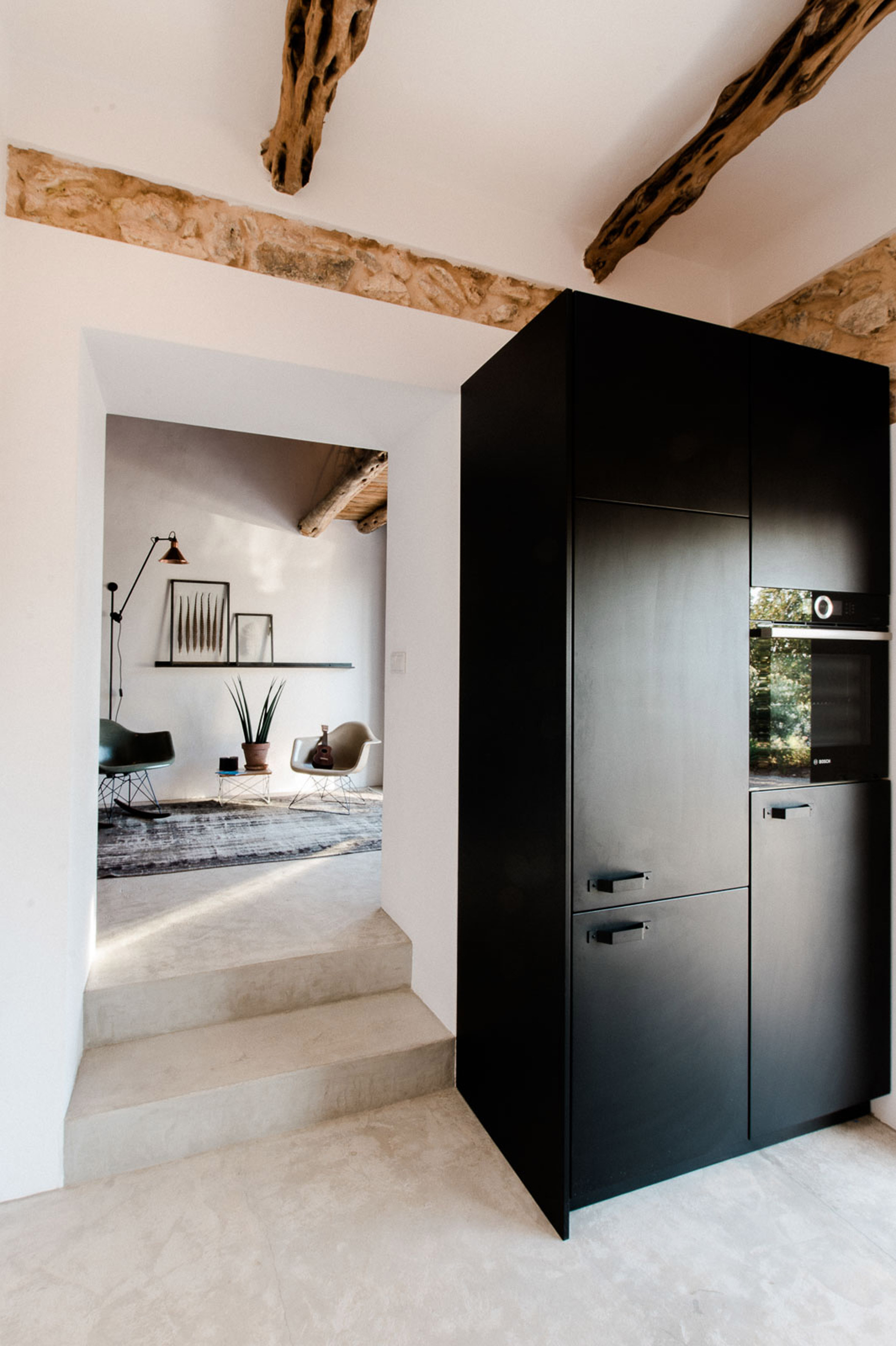 7. Transformation from stable to guesthouse in Ibiza by Standard Studio - Transformation from stable to guesthouse in Ibiza by Standard Studio