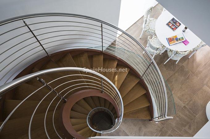 7. Villa in Finestrat Alicante designed by Gestec - Modern Villa in Finestrat, Alicante, designed by GESTEC