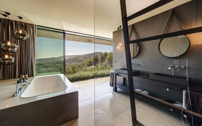 7. Villa in Son Vida Mallorca - A stunning house in Son Vida, Mallorca: Villa Boscana