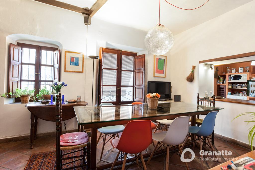 70910415 2474014 foto83077570 - Living in an architectural jewel with views of the Alhambra (Granada)
