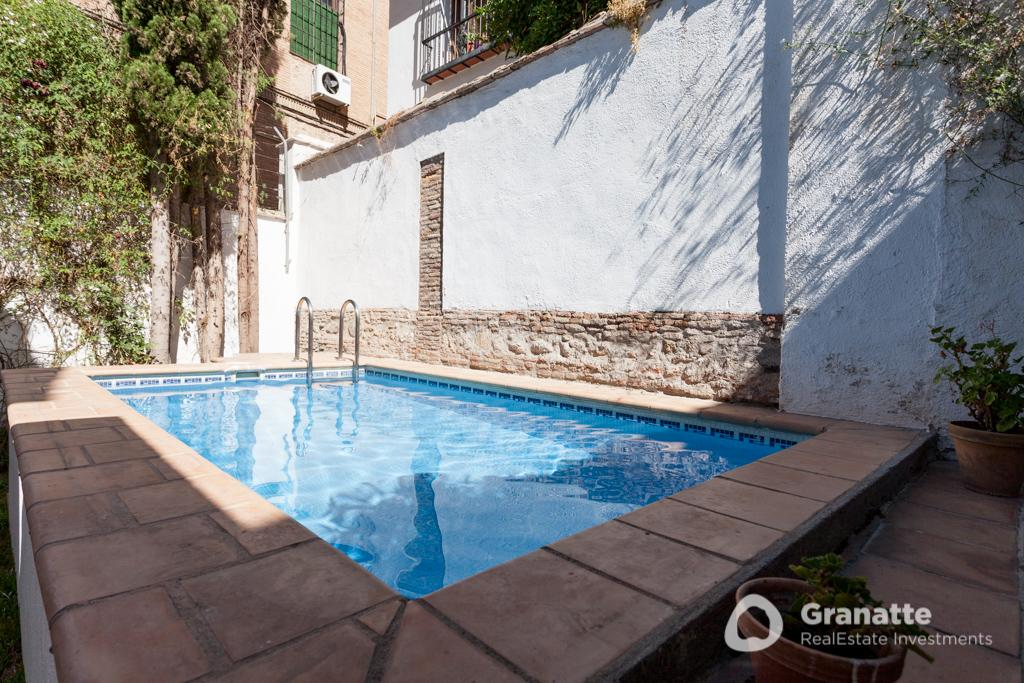 70910415 2474014 foto83077688 - Living in an architectural jewel with views of the Alhambra (Granada)
