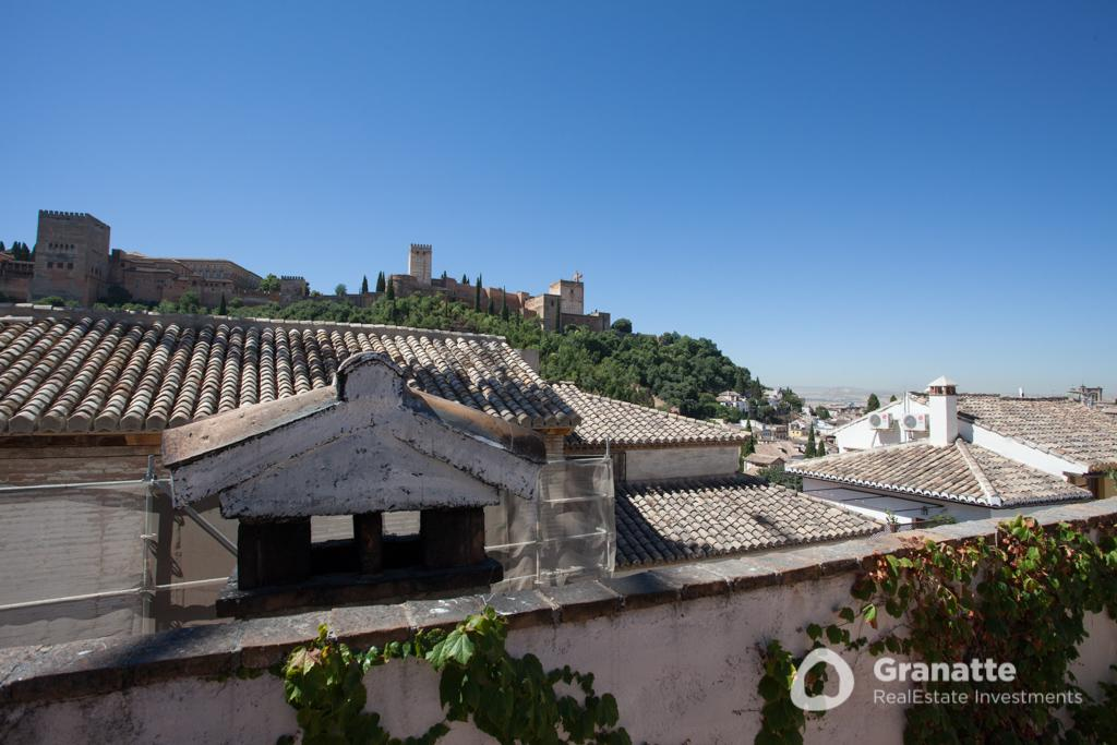 70910415 2474014 foto83077774 - Living in an architectural jewel with views of the Alhambra (Granada)