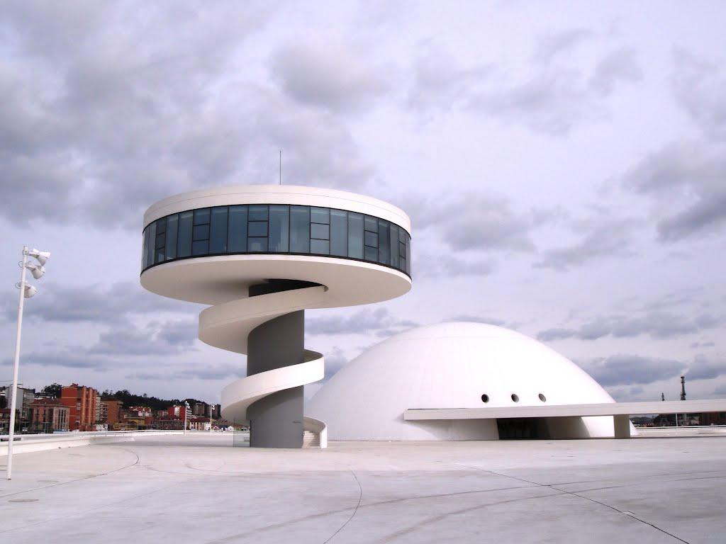 71834299 - Centro Niemeyer, Avilés, Asturias