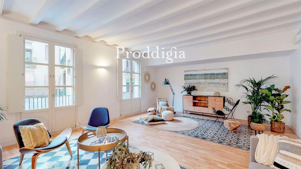 73414131 2737104 foto 196804 1024x576 - If you are a lover of the modern mid-century, your perfect apartment is in Barcelona
