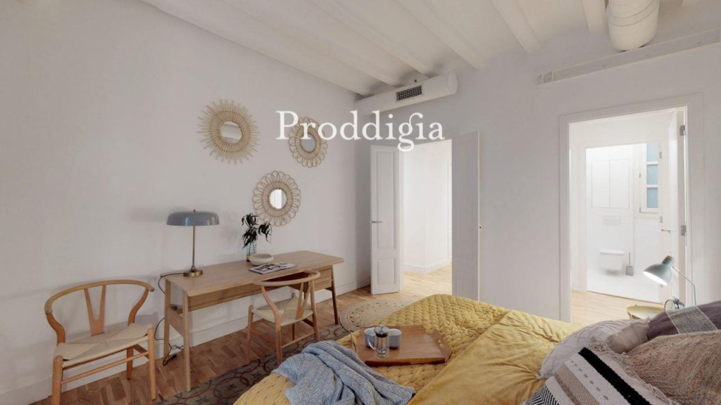 73414131 2737104 foto 405422 1024x576 - If you are a lover of the modern mid-century, your perfect apartment is in Barcelona